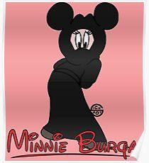Minnie Burqa Poster