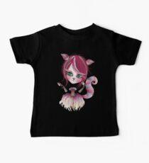 Cheshire Kitty Baby Tee