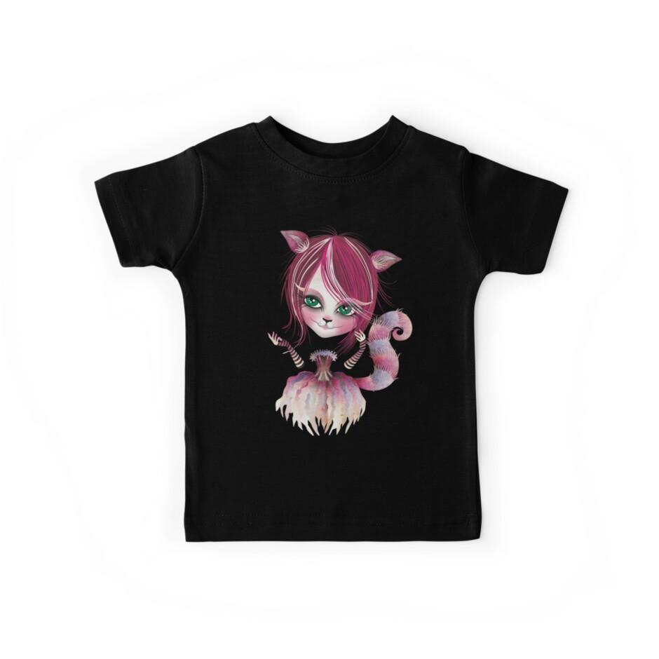 Cheshire Kitty by sandygrafik