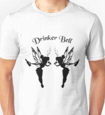 2 Drinker Bell Dark Unisex T-Shirt