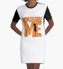 Deplorable Me Graphic T-Shirt Dress
