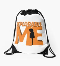Deplorable Me Drawstring Bag
