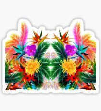 Wildlings of the Exotic Sticker