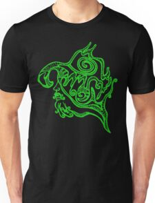 Psychedelic musketeer  Unisex T-Shirt