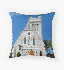 † ❤ † CHURCH OF THE GOOD THIEF KINGSTON ONTARIO † ❤ † Throw Pillow