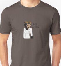 Just Horrible Unisex T-Shirt