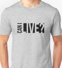 Can I Live - Jay-Z (B) Unisex T-Shirt