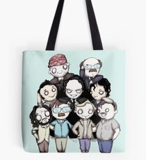 Serial Killers Tote Bag