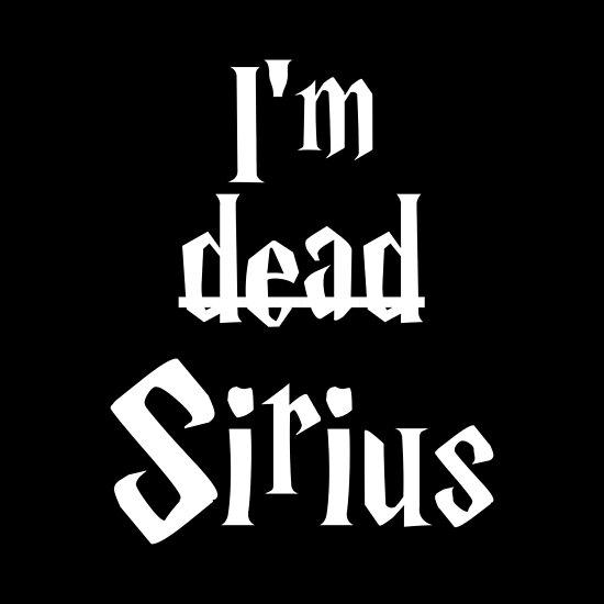 I'm Dead Sirius 2 by Franmrivas