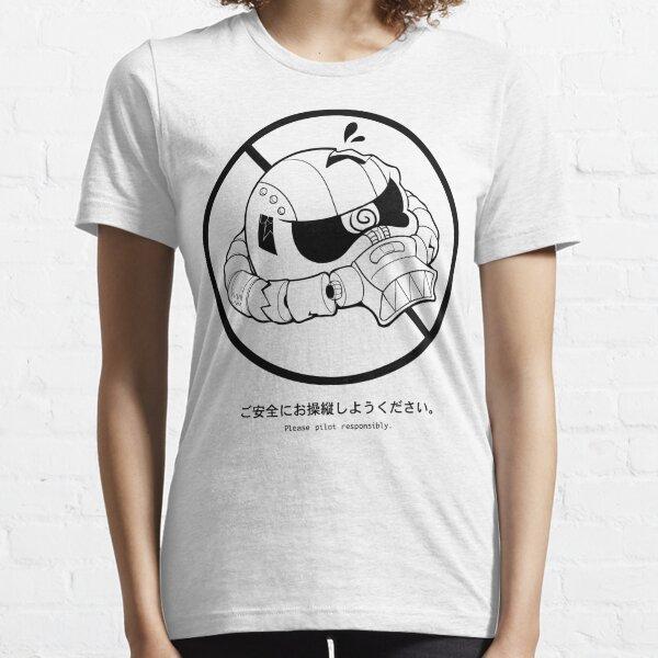 PSA (Zaku ver.) Essential T-Shirt