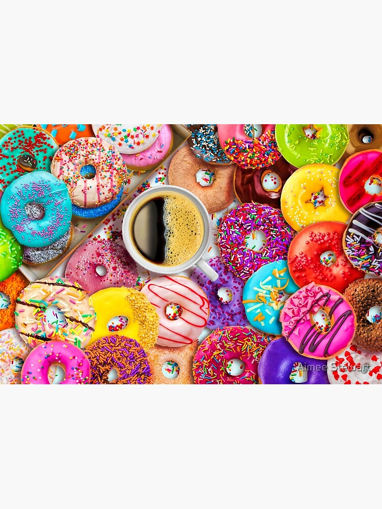 Donuts & Coffee by Foxfires