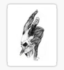 Court of the Dead Valkyrie Sticker