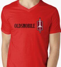 Camiseta de cuello en V OLDSMOBILE