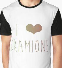 I love Dramione Graphic T-Shirt
