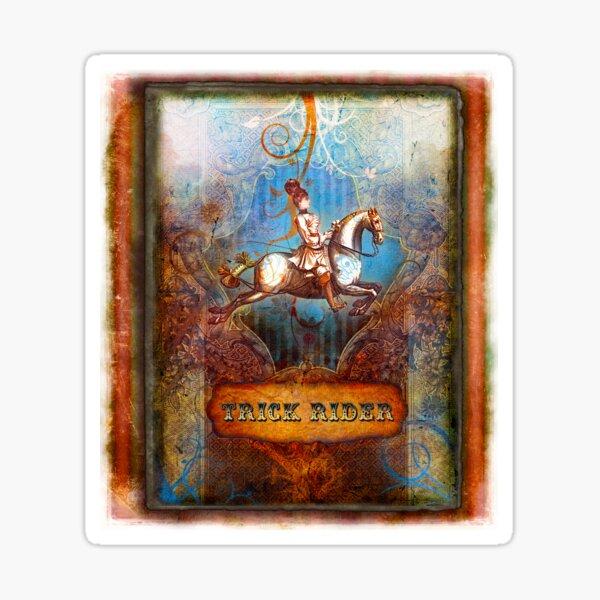 2012 Cirque du Collage page 11 Sticker