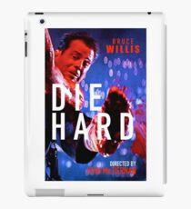 DIE HARD 11 iPad Case/Skin