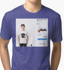 Joy Divison ShirtShirtShirt Tri-blend T-Shirt