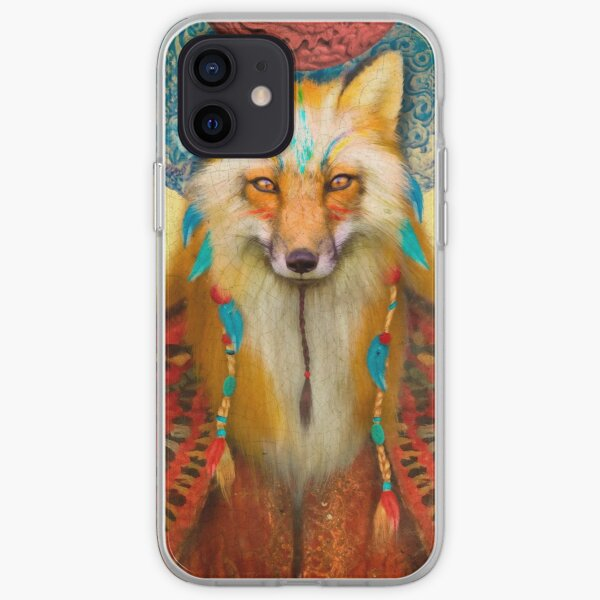 Wise Fox iPhone Soft Case