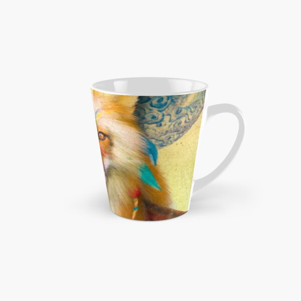 Wise Fox Tall Mug