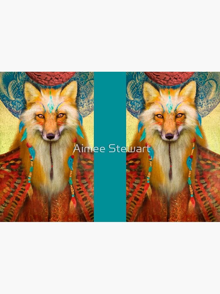 Wise Fox by Foxfires