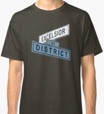 Excelsior District  Classic T-Shirt
