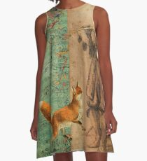 Fable A-Line Dress
