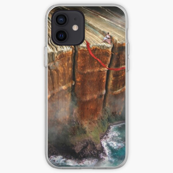 Cliffhanger iPhone Soft Case