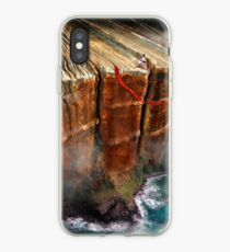 Cliffhanger iPhone Case