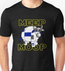 Camiseta unisex Meep Moop v2