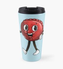 Cartoon Cappy Travel Mug