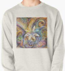 Eight armed starfish #DeepDream Pullover Sweatshirt