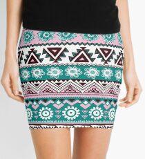 Unique Tribal Pattern  Mini Skirt