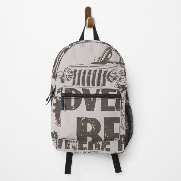 Off-road Adventure Car Backpack