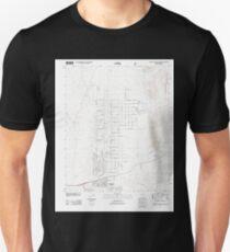 USGS TOPO Map Arizona AZ Prescott Valley North 20120518 TM T-Shirt