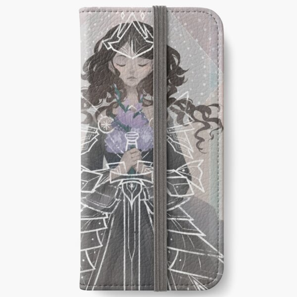 Knight iPhone Wallet