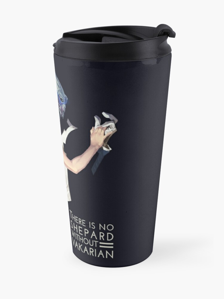 Alternate view of There is no Shepard Travel Mug
