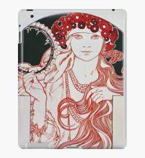 Alphonse Mucha - Mucha Exhibition iPad Case/Skin
