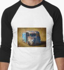 Bread Truck Men's Baseball ¾ T-Shirt