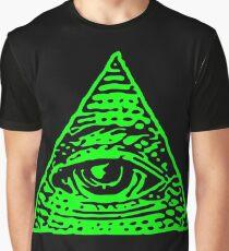 TRIANGULAR Graphic T-Shirt