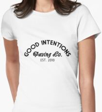 Good Intentions Paving Co. T-Shirt
