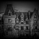 Adams Family Mansion by pixelfan
