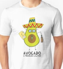 Avocado - A mexican lawyer T-Shirt