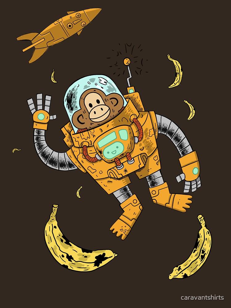 space chimp | Unisex T-Shirt