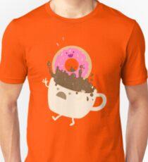 Dunkin Donut Slim Fit T-Shirt