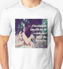 True Companion/Friend Unisex T-Shirt