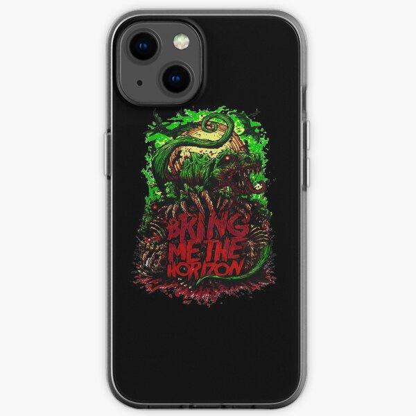 Bring Me The Horizon - Bring Me The Horizon - Dinosaur Soft iPhone Flexible Hülle
