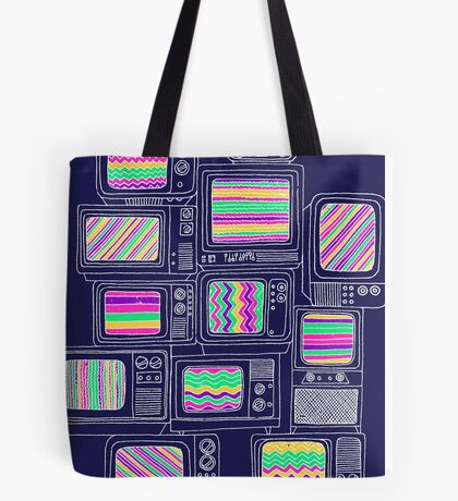 Inteference Tote Bag
