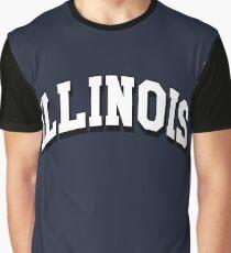 Illinois Classic IL Graphic T-Shirt