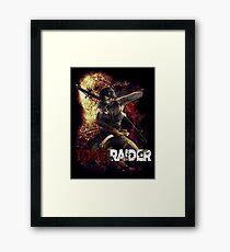 Tomb Raider Framed Print