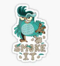Smoke it Sticker